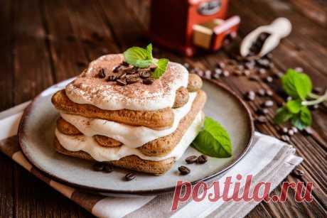 5 тортов, которые не надо печь и легко готовить - Статьи на Повар.ру