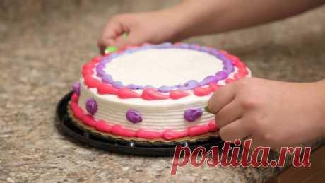 Как разрезать торт ниткой — Полезные советы