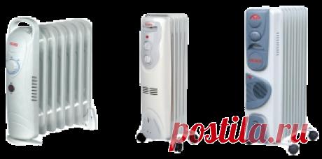 Масляные радиаторы электрические - San09