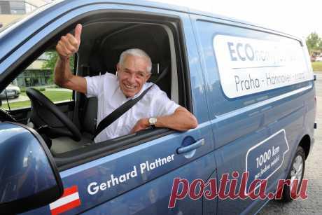 Вплоть до капель: советы австрийского гонщика по экономии топлива