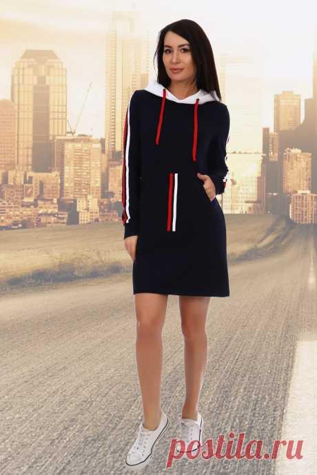 Купить Платье Элемент от ивановского производителя трикотажа оптом и в розницу