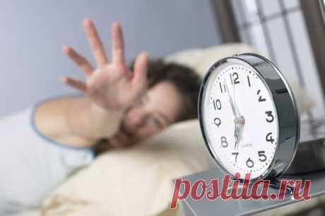19 способов просыпаться рано — Полезные советы