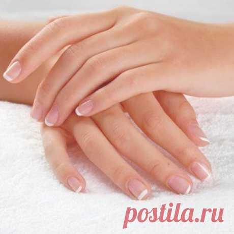 Процедуры для рук и ногтей в домашних условиях / Будьте здоровы