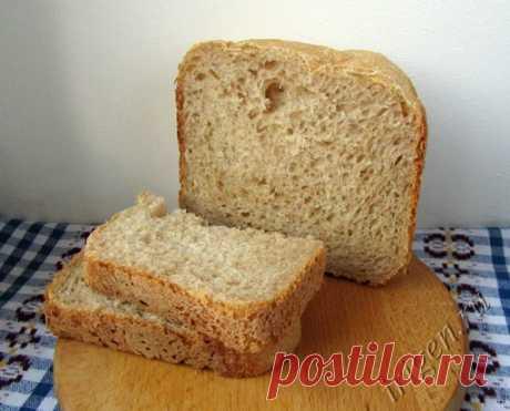 Цельнозерновой хлеб на йогурте