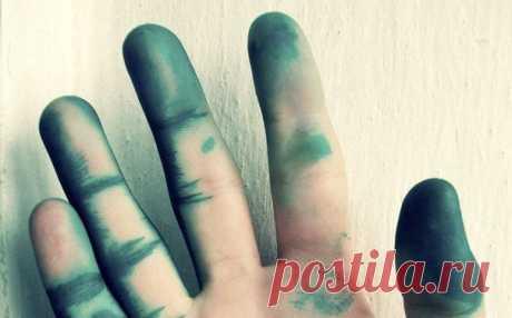 Чем отмыть зеленку с кожи? Полезные советы - Женский журнал LadySpecial.ru