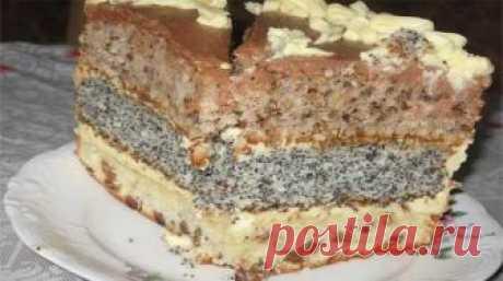 """Изумительный торт """"Каприз"""""""