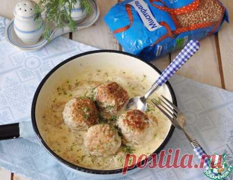 Зразы с гречкой в грибном соусе – кулинарный рецепт