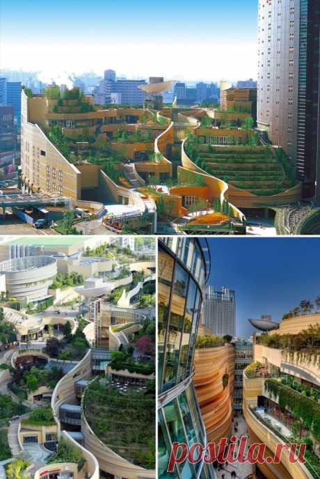 Сногсшибательная архитектура Японии / Туристический спутник