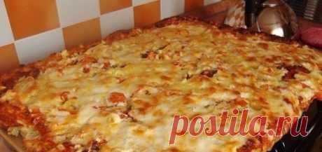 Рецепты пиццы и секреты пиццы - Рецепты пиццы с фотографиями, пошаговые инструкции по приготовлению самых вкусных блюд итальянской кухни и не только