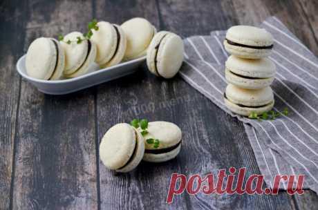 Домашние макаронс рецепт с фото пошагово и видео - 1000.menu