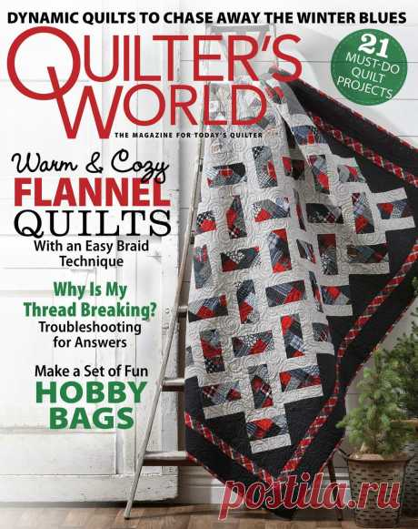 Quilter's World - Winter 2019