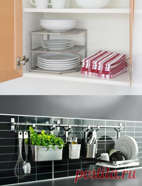 Как сэкономить место на кухне | CookCool | Яндекс Дзен