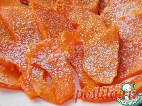Апельсиновая тыква - вкусно и полезно! » Женский Мир
