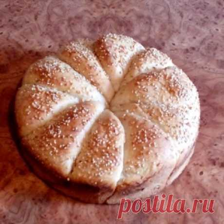 "Сербский хлеб ""Погачице"" - МирТесен"