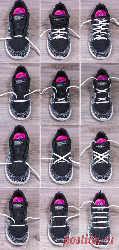 Interesting lacings (5diy) \/ Footwear \/ Second Street