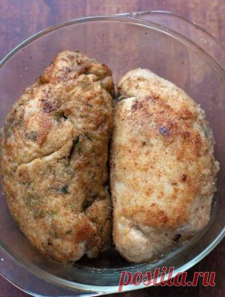 How to prepare chicken meatballs with egg - the recipe, ingredients and photos