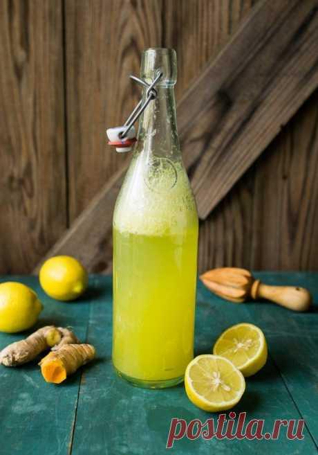 Дренажный напиток, который поможет убрать отеки | Блог о здоровье