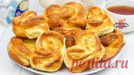 Невесомые плюшки с сахаром (Невероятно воздушные!) | Домашние рецепты с Любовью | Яндекс Дзен