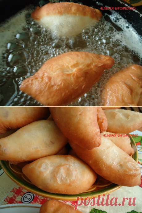 Dough according to Natali Tikhonova's recipe. Lost many years ago and happily found!