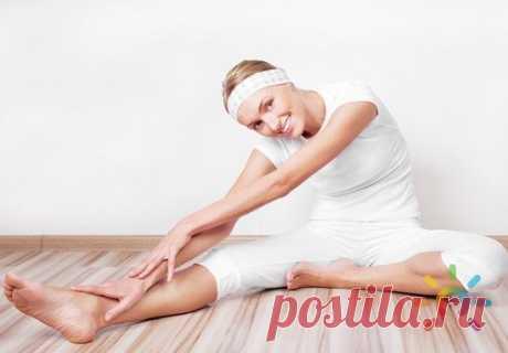 Лечебная физкультура: упражнения для суставов / Будьте здоровы