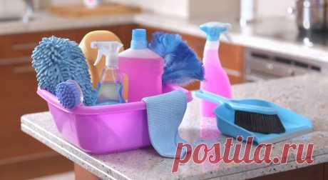 Натуральные средства для уборки дома своими руками | Журнал Домашний очаг