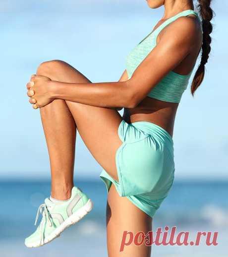 Укрепляем колени: 9 упражнений для коленного сустава