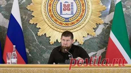 Кадырова номинировали на международную Премию мира - РИА Новости, 29.09.2020