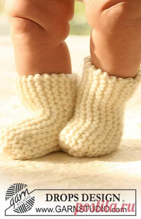 Socks knitted platochny knitting
