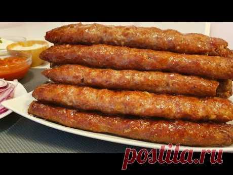 ШАШЛЫК в Духовке🔝МЯГКИЙ,СОЧНЫЙ и Ооочень вкусный💥Duxovkada Shashlik/Kabob☆Shish Kebab/Люля кебаб.