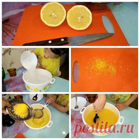 «Такой лимонад не купить в магазине!» Сделал для дочки охлаждающий лимонад из манго и 1 лимона. Смотрим что получилось.   Папа дома   Яндекс Дзен