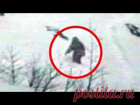 5 Scary YETI Sightings Caught on Camera