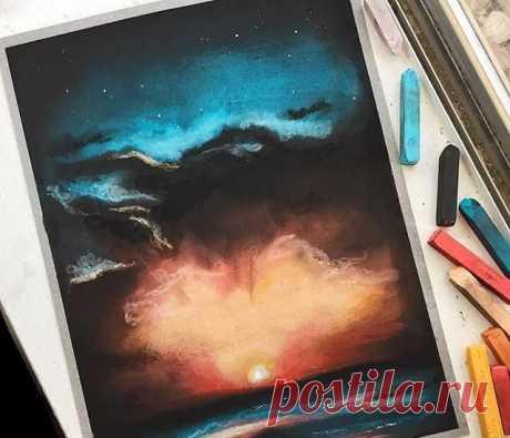 Техника рисования пастелью для начинающих Вы слышали о волшебной технике рисования пастелью? Для начинающих и опытных художников - это настоящее удовольствие. Не нужно тратить годы на обучение.