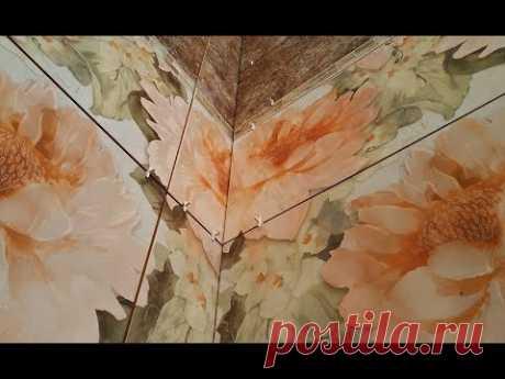 Укладка неровной плитки разных размеров (калиброванной) Скрытые проблемы и способы их решения