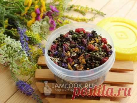 Проверенный рецепт приготовления монастырского чая, шаг за шагом с фотографиями.