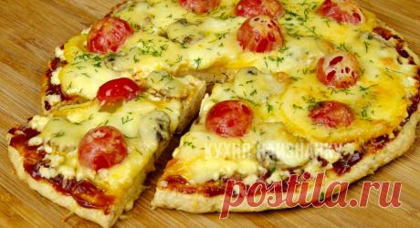 Необычный мясной пирог (без теста) | Кухня наизнанку | Яндекс Дзен