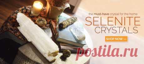 Crystal Healing Jewelry | Intention Jewelry | Handmade & Natural Gemstones