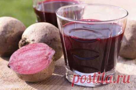 Простой напиток для снятия анемии и восстановления печени от влияния токсинов!
