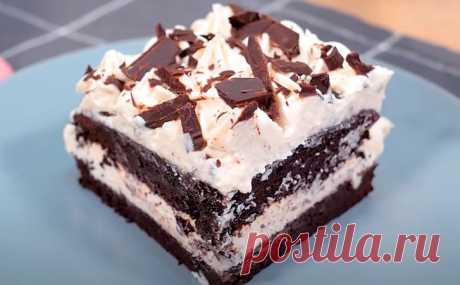 Готовим торт за 5 минут без муки и сахара: духовку не используем, а просто ставим в микроволновку