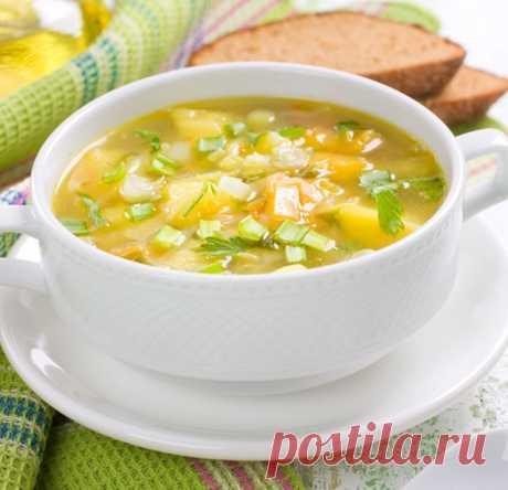 Легкий картофельный суп с капустой - рецепт приготовления с фото от Maggi.ru