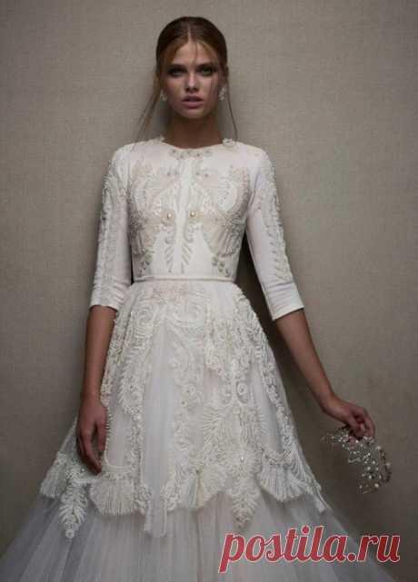 Шикарные платья израильского дизайнера Chana Marelus