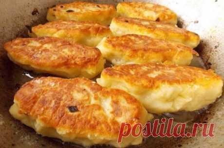 Моя бабушка из Минска научила меня их готовить: вкуснейшие зразы с грибами Готовить их проще простого, но оно того стоит!