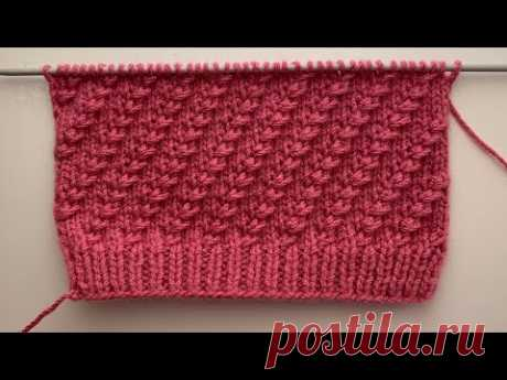 New Knitting Pattern For Sweater