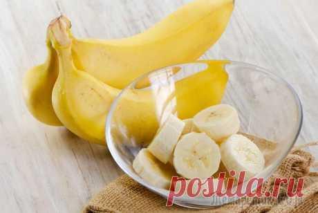 33 полезных свойства банана для кожи, волос и здоровья