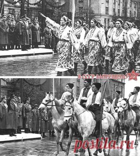Документальные фотографии ВОВ запрещенные в СССР