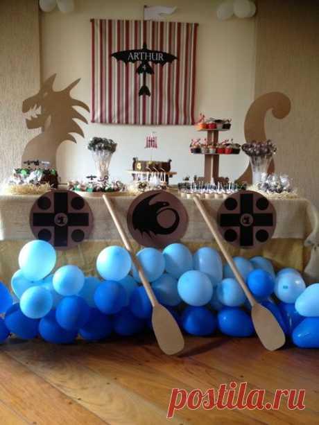 День рождения Беззубика (трафик)