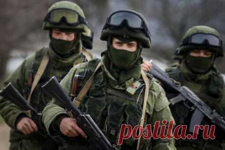 «Вежливые люди» — новый народный клип про Армию России (ВИДЕО)