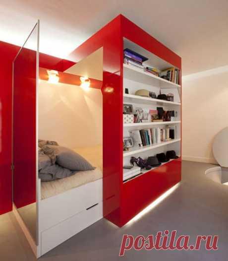 Практичные модели кроватей, которые сэкономят пространство и придадут изюминку любому интерьеру