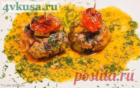 Турецкая вкуснятина. Кебаб на зубочистках. | 4vkusa.ru