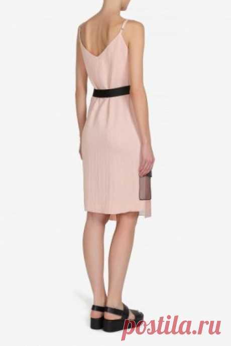 Официальный интернет магазин VASSA&Co - Женская коллекция - Платье V189836N-1446C31