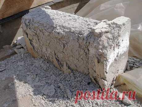 Почему начинает крошиться бетон, и что нужно сделать, чтобы избежать этого - Наш уютный дом - медиаплатформа МирТесен